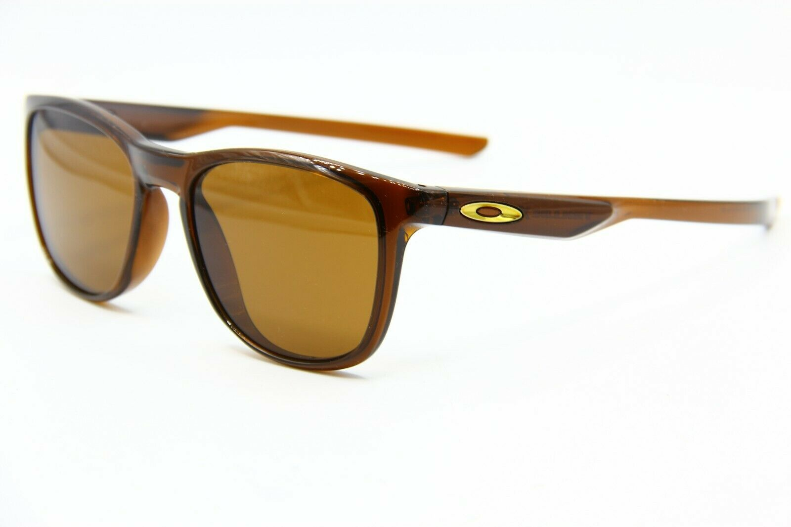 NEW OAKLEY TRILLBEX OO9340-06 BROWN AUTHENTIC SUNGLASSES OO 9340 FRAME 52-18