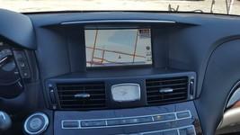 11 12 13 Infiniti M37 Information Display Screen Navigation Oem - $149.28