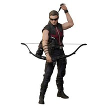 NEW Movie Masterpiece Avengers HAWKEYE 1/6 Scale Action Figure Hot Toys ... - $486.32