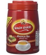Wagh Bakri 250gm Masala Tea Chai Jar Waghbakri Spiced Tea USA SELR FAST ... - $12.00