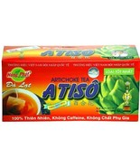 Artichoke Tea, Box of 25 Teabags, 50 Gram - $8.50