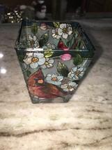 Hautman Brothers Robin Glass Bowl Dish - $17.82
