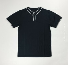 Alleson Baseball Jersey Adult Men's M XL 2XL Baseball Softball Black Whi... - $9.99+
