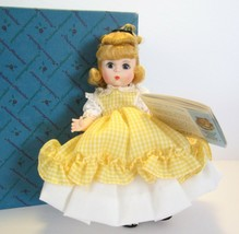 "Vintage Madam Alexander Doll Amy #411 Little Women 8"" Miniature Box Booklet - $29.65"