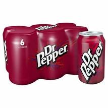 Dr Pepper 6 x 330ml, 2 Pack - $27.66