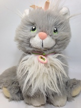 "Playmates Cricket Doll's Kitty Cat Shadow Plush RARE 1986 LARGE 10"" Toy ... - $125.00"
