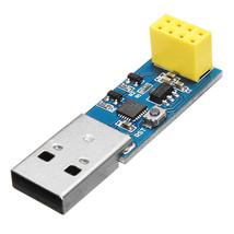 3pcs OPEN-SMART USB To ESP8266 ESP-01S LINK V2.0 Wi-Fi Adapter Module w/... - $13.40