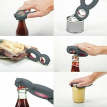 Six in one multi-function can opener plastic and 50 similar items
