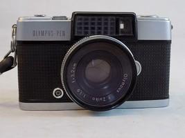 Olympus PEN D Half Frame Film Camera w/ F.Zuiko 32mm f/1.9 from Japan WORKS - $84.14