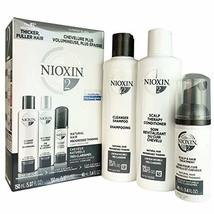 System 2 Cleanser, Scalp Therapy, and Treatment Trial Kit (3 piece) - $49.49