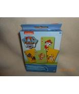 New Paw Patrol by Nickelodeo box jumbo playing cards : stocking stuffer ... - $6.92