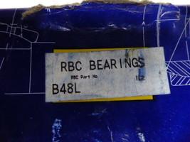 B48-L, B48L RBC Bearings Spherical Plain Bearing Radial New image 2