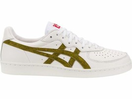 Asics Gsm Men's Shoes Lace-Up White Low Men Sneakers Onitsuka Tiger - $68.93