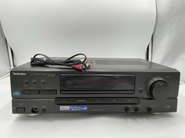 Technics SA EX140 2 Channel 103 Watt Receiver - $74.00