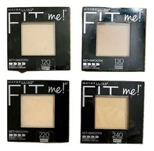 Maybelline Fit Me Matte + Poreless Powder - Choose Your Tone! - normal t... - $6.07+