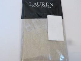 Ralph Lauren Alene Euro Metallic Herringbone Euro Sham NIP $220 - $70.76