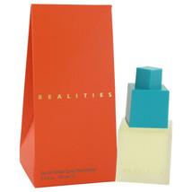 REALITIES by Liz Claiborne 3.4 oz 100 ml EDT Spray for Women - $23.95