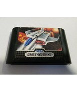 THUNDER FORCE II (2) game cartridge only for Sega GENESIS system - $18.80