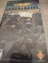 Sony PSP SOCOM US Navy Seals: Fire Team Bravo 2 image 1