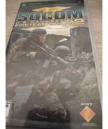 Sony PSP SOCOM US Navy Seals: Fire Team Bravo 2 - $7.00