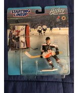 Starting Lineup Eric Lindros 1999-2000 Hockey Figure Collectible - Brand... - $4.89