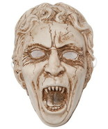 Doctor Who Weeping Angel Face Vacuform Plastic Mask Costume Licensed NEW... - $8.79
