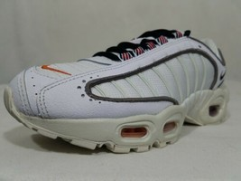 Nike Air Max Tailwind IV Training Shoes Size 8 Women's White Summit CJ7979-100 - $108.89