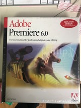 Adobe Premiere Elements 6.0 for Mac - $296.01