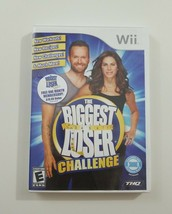 The Biggest Loser Challenge Nintendo Wii 2010 THQ - $7.24
