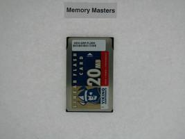 MEM-GRP-FL20M 20MB Approved PCMCIA Flash Card Memory for Cisco 12000 series GRP