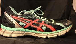Asics Women's Gel-Excite 2 Running Shoes SIZE 9.5 hole paint worn but we... - $9.34