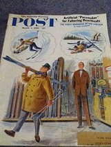 The Saturday Evening Post March 4, 1961 [Paperback] [Jan 01, 1961] - $12.41