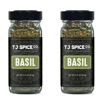 TJ Spices & Co. Basil (2 Pack) - $13.85