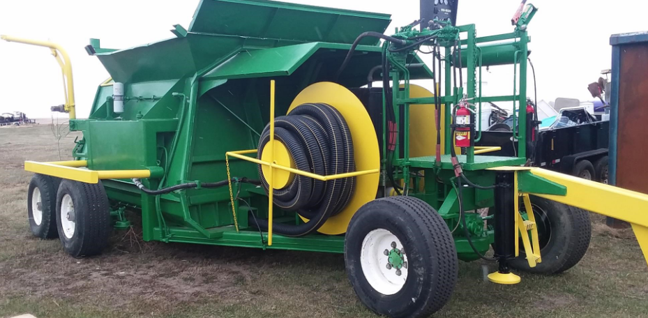 2012 AG-BAG CT10 For Sale In Plaza, North Dakota 58779