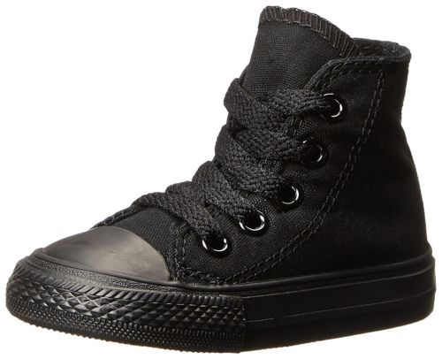 Converse Infant/Toddlers Chuck Taylor All Star SP HI Black 7S121