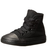 Converse Infant/Toddlers Chuck Taylor All Star SP HI Black 7S121 - $35.00