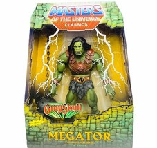 Masters of Universe action figure Mattel matty Classics Megator Giant de... - $123.75