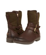Ugg Women's Simmens Waterproof Brown Leather Boot - €104,16 EUR