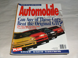 Automobile 1995 Car Magazine BMW 318ti Nissan 200SX SE-R VW GTI VR6 Dodg... - $9.19