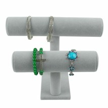 Bracelet Holder 3-Tier Jewelry Stands Organizer For Watch Bangle Storage... - $13.95+