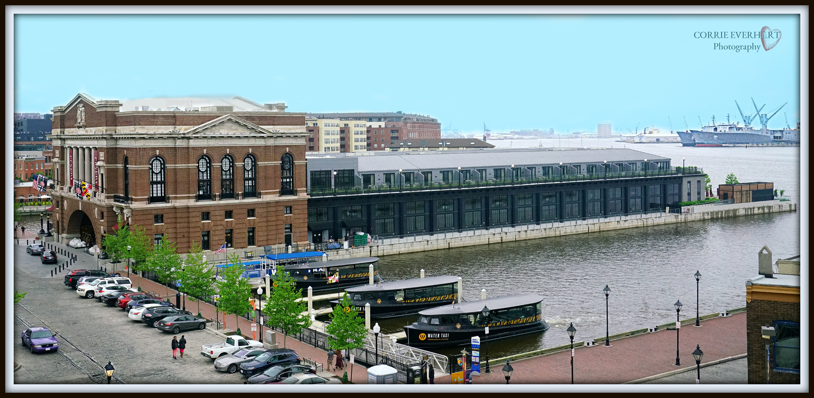 Primary image for Sagamore Pendry Baltimore from the Admiral Fell Inn rooftop
