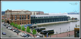 Sagamore Pendry Baltimore from the Admiral Fell Inn rooftop - $45.00