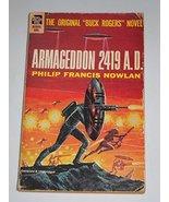 Armageddon 2419 A D: The Seminal Novel of Buck Rogers [Mass Market Paper... - $36.57