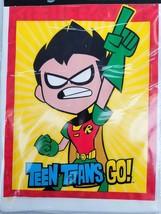TEEN TITANS GO MOVIE Party Favor Bags Loots Treats Supplies Decoration B... - $12.82