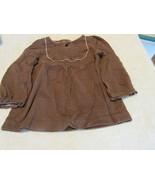 Gymboree Brown Dress 12-18 Months - $2.99