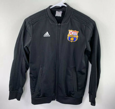 Adidas Jacket Boys Size Medium (10/12) Youth US Soccer VHSC Jacket Vesta... - $14.82