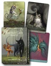Barbieri Fantasy Cats Oracle [Cards] Barbieri, Paolo - $19.35