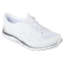 Skechers Gratis Mesh Bungee Women's Slip On Athletic Shoes NWB - $48.00