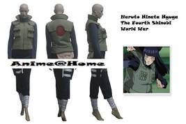 New Top Quality Naruto Hinata Hyuga The Fourth Shinobi World War Costume... - $249.99