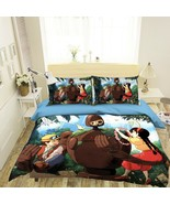 3D Humans And Robots P34 Japan Anime Bed Pillowcases Quilt Duvet Cover Acmy - $50.46+